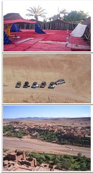 Με jeep στην έρημο του Μαρόκου 04/09